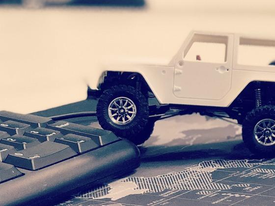Orlandoo Jeep 1/35