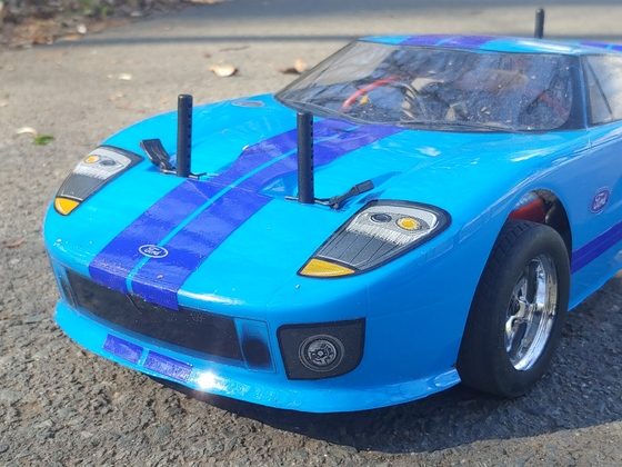 Hpi RS4 Sport3 Ford GT