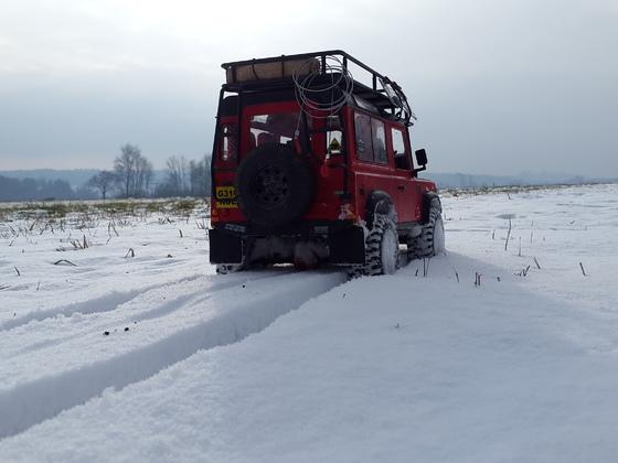 RC4WD Gelande 2 D90