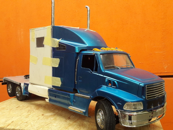 US Long Truck
