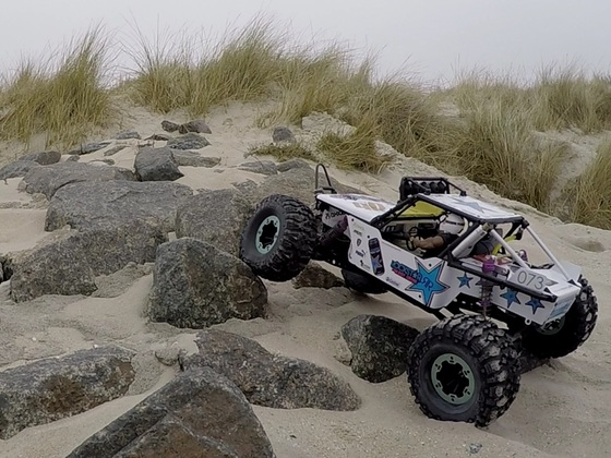KOH Style in the Dunes