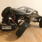 Trial Crawler stretching ;-)
