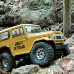 FJ 40 am White-Water-Trail