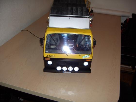 ein LT28 aus PS-plattenware