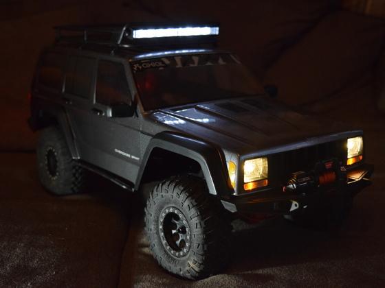 Opa´s new Cherokee