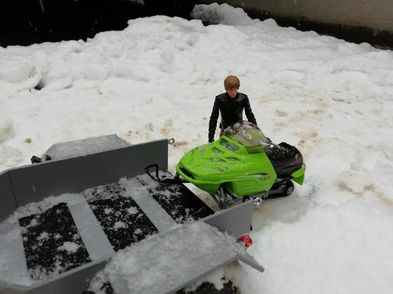 Endlich Schnee !!!