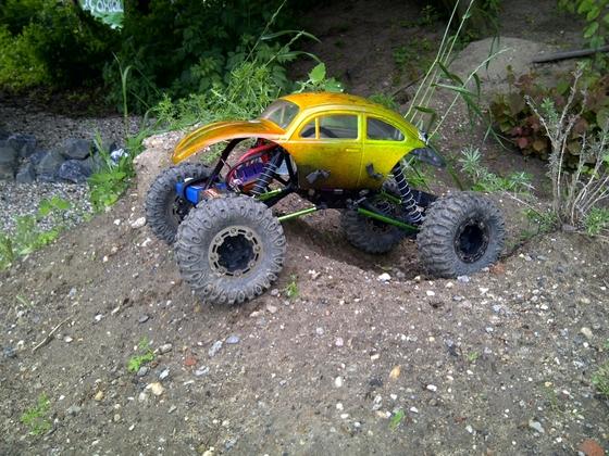 Mein Beetle Crawler