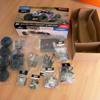 Losi Rock Rey Kit Inhalt