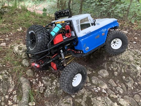 Trx4 Sport C10