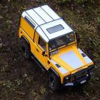 Mein Land-Rover Defender 90 VAN