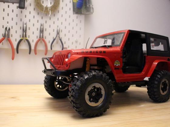 Jeep Wrangler JK MEX
