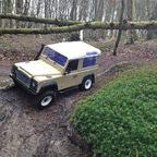 Land Rover Defender D90 ( RC4WD Gelände 2)