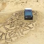Neues aus der Wüste    RC4WD Gelände II Land Rover Defender D 90 Pick Up