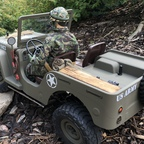 Army Willys