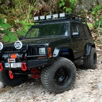 Jeep XJ Cherokee Offroad RcModelex