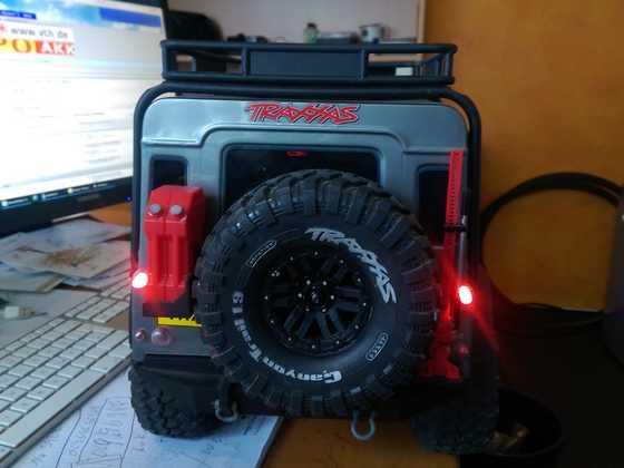 Mein TRX4 Defender