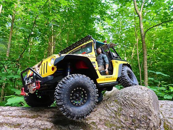 Modelex Jeep