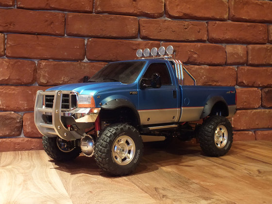 Tamiya High-Lift Ford F-350
