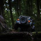 Jeep JK auf SCX-10 I
