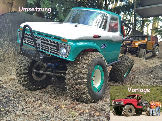 1966´ FORD F 150 TRUGGY