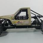 Wraith Amewi Full CNC Alloy, Scale Crawler, Wraith crawling, Axial,
