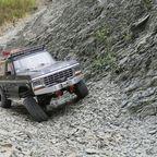 Bergtrail auf dem Peloponnes