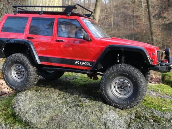 SCX10 II Cherokee 2