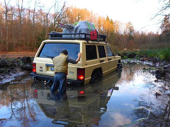 SCX II Cherokee  Adventure