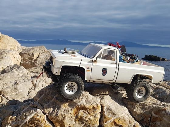 Spain 2017, MST Cfx, Clod Buster, Stone Rocks II
