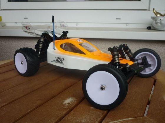 Ansmann Racing X2 Pro Buggy