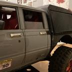 RC4WD C2X Projekt Heckaufbau