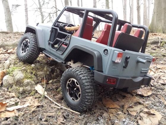 Jeep JK 10th Anniversary Edition -2-