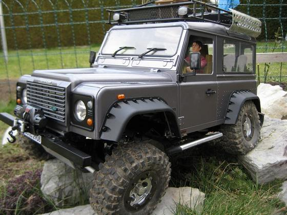 Defender superlift 4