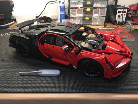 Deacool Bugatti Chiron