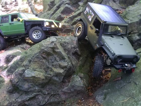 jeep ausfahrt 2