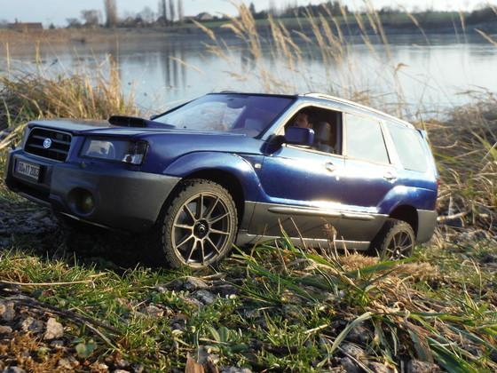 Subaru Forester XT 2003