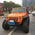 Jeep Wrangler JK Rubicon 1:1