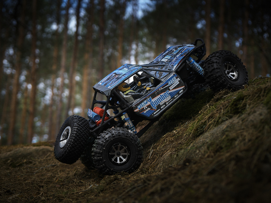 Axial Bomber 2.0