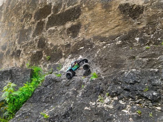 Capra Burg Crawl