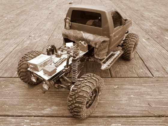 Hillbilly F-350