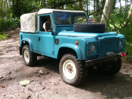 D90 Pickup - oldschool