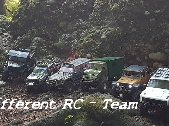 YouTube Channel vom BDifferent RC Team