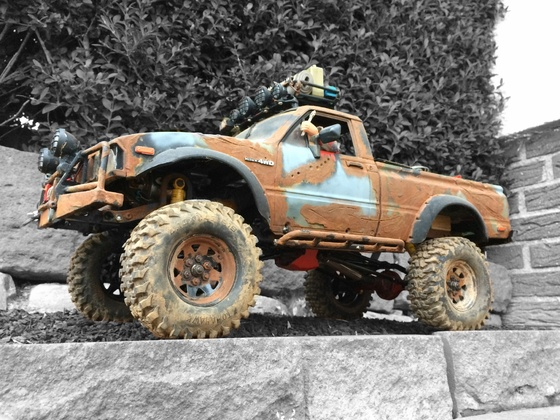 RC4WD Trailfinder