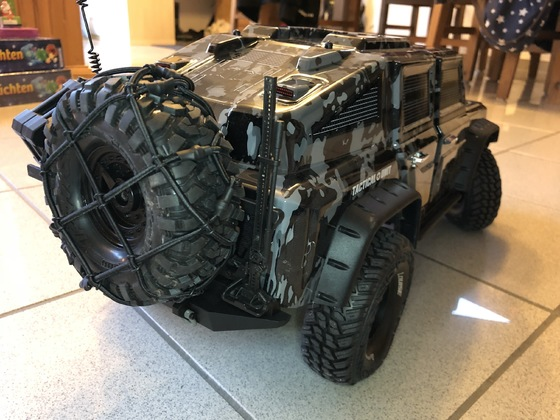 Traxxas Trx Tactical Unit
