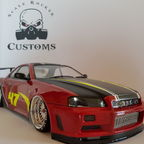 Skyline by Scale-Rocker-Customs