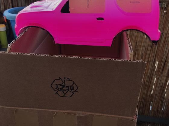Pink Jimny