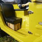 LJ Beifahrersitz Kiste zu kl