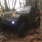Jeep Rubicon auf Mex-Chassis und Yota 2