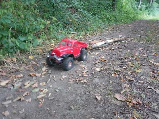 Dodge beim Forsteinsatz