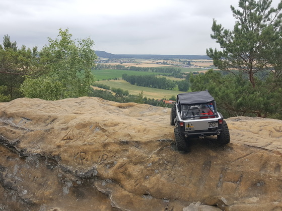 Jeep JK 4-Door